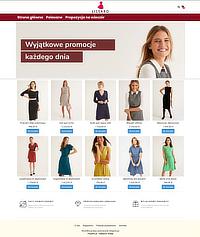 Przykładowy sklep na platformie Shopelo.pl